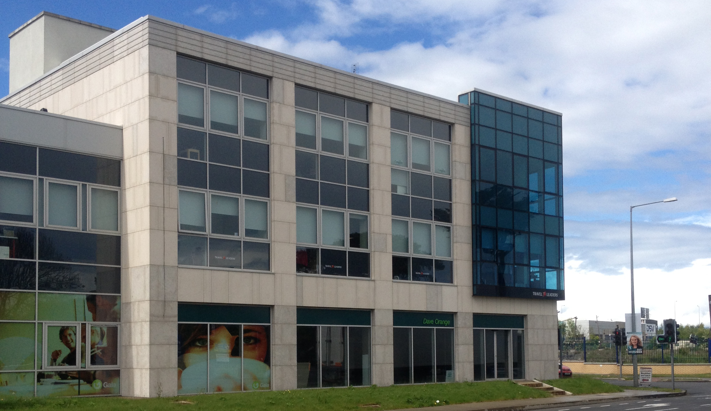 Business Office For Lease